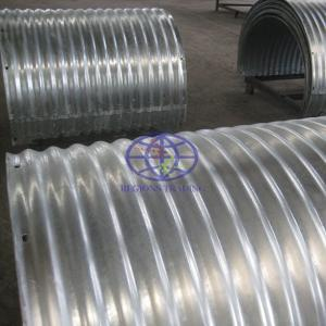Supply CSP pipes corrugated steel culvert to South Sudan