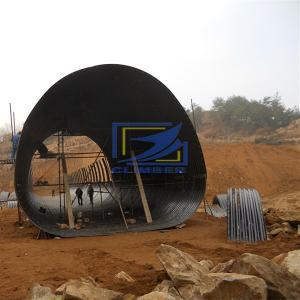 supply corrugated metal pipe and culvert to South Sudan