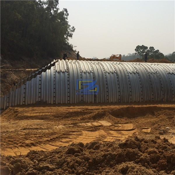 wholesale corrugated culvert pipein Kenya