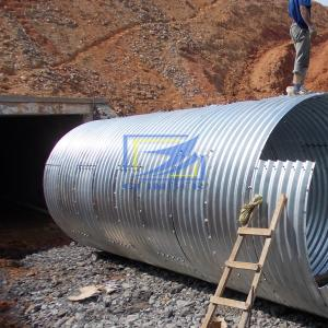 wholesale the corrugated steel pipe and culvert pipe in Kenya