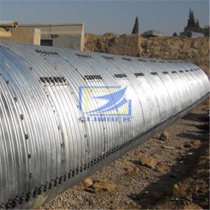 sell corrugated steel culvert in Indian