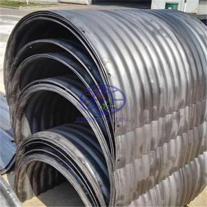 supply steel culvert  to East Africa