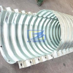 corrugated steel culvert pipe for sale