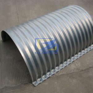 flanged nestable pipe