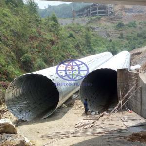 export galvanized culvert pipe to South Sudan